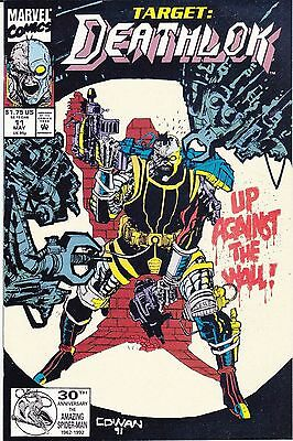 Deathlok (vol 2) #11 - May 1992 - Welcome to the Terrordome