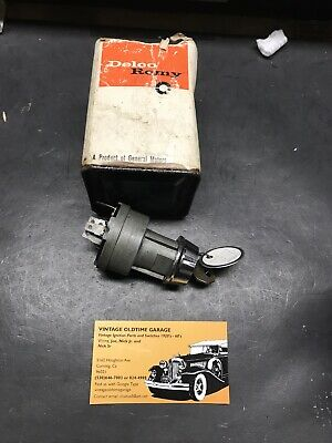 1960,1961,1962,1963,1964,1965,Chevrolet Truck Ignition Switch