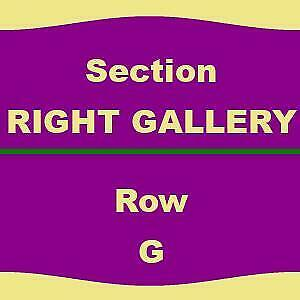 1-8 TICKETS 3/31/19 The Play That Goes Wrong  Sarofim Hall - Hobby Center