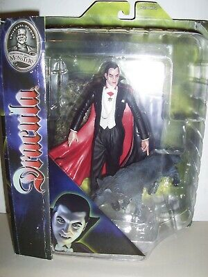 "Diamond Select Toys Universal Monsters DRACULA 8"" Figure - NOC - FREE SHIPPING"