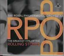 The Greatest Hits of the Rolling Stones de Royal Philharmonic... | CD | état bon