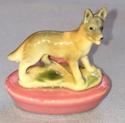 Wade Of England - Miniature Dog Taper Candle Holder