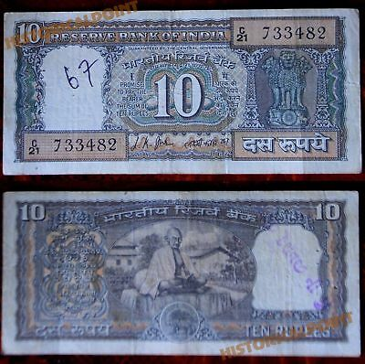 OLD INDIAN CURRENCY 500 Rupees Note Five Hundred Only For