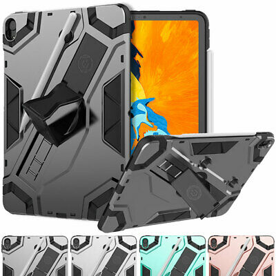For Apple iPad Pro 11 Inch 2018 Heavy Duty Shockproof Handheld Stand Case Cover