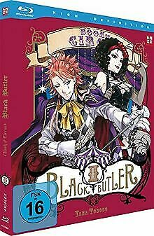 Black Butler: Book of Circus - 3.Staffel - Vol.2 [Blu-ray] | DVD | état très bon