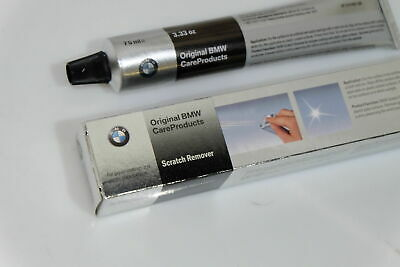 Genuine BMW Car Care Paintwork Polishing Scratch Remover Paste Repair 75ml