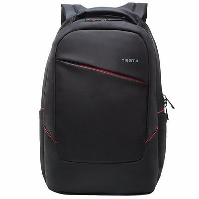 AU Tigernu 15.6''  Laptop notebook Men's Backpack Waterproof Travel Rucksack