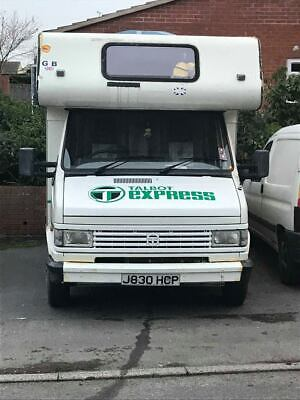 Talbot Express motorhome for sale