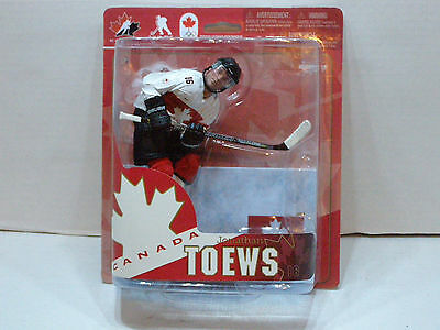 Jonathan Toews 2014 Team Canada Variant McFarlane Figure New  M18