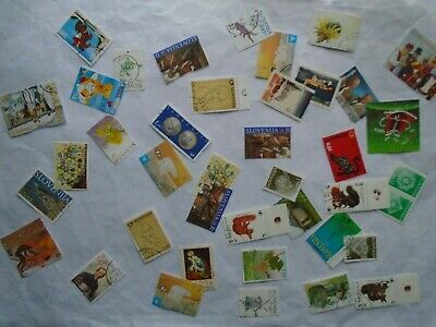 Slovenia Postage Stamps  as shown in picture