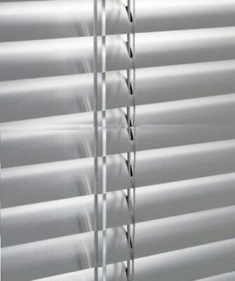 Aluminium Venetian Blinds Window Easy Fit Blinds Various Size Home Office Silver