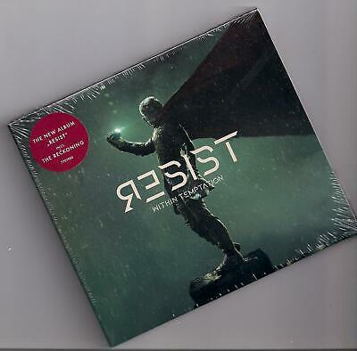 WITHIN TEMPTATION Resist CD NEW