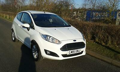 2015 Ford Fiesta 1.25 82ps Zetec, ONLY 40,872 MILES, FULL FORD SERVICE HISTORY