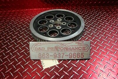 2005 Harley Dyna Low Rider Oem Rear Drive Pulley 70 Tooth 1/8'' Belt Dlr3