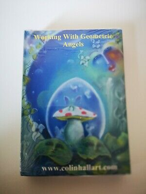 Working with Geometric Angels Oracle Cards deck 2017  Tarot Colin Hall