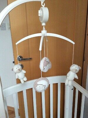 Mamas and Papas Musical Cot Mobile RRP £35