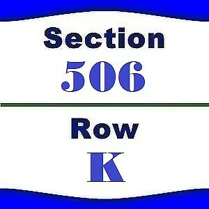 2x Old Dominion Tickets- Houston Rodeo- NRG Stadium- 3/4/2019- Sec 506 Row K