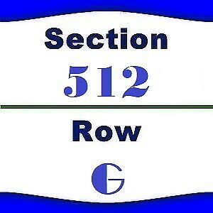 2x Old Dominion Tickets- Houston Rodeo- NRG Stadium- 3/4/2019- Sec 512 Row G