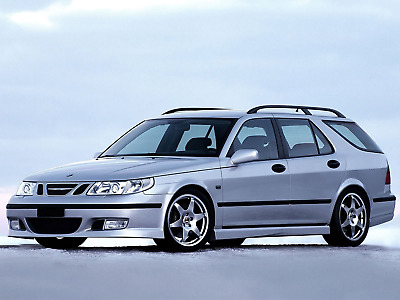 SAAB 9-5 fuelsave ecu remap tuning /// SAAB Trionic7 Stage 1, 2 or 3 software