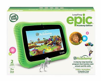 LeapFrog Epic Academy Edition (Learning Tablet) Green