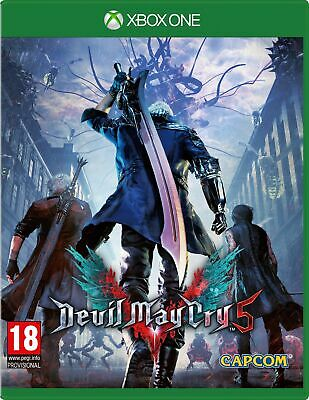Devil May Cry 5 Lenticular Sleeve Edition (Xbox One) Pre Order Out 8th March