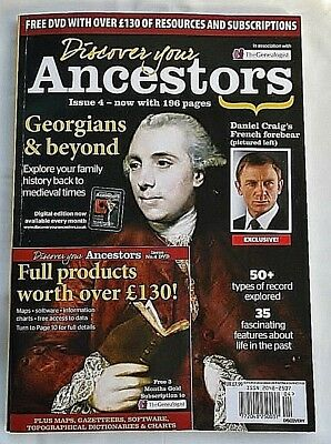 Discover Your Ancestors #4 Family History Poor Law Military Wartime Daniel CRAIG