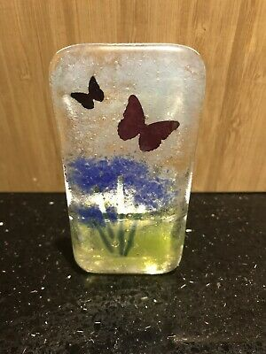 Fused Glass Tealight Holder, Mother's Day Present