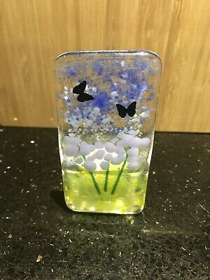 Fused Glass Tealight Holder, Mother's Day Gift