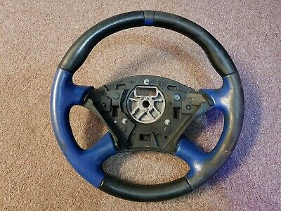 Ford Focus Rs Mk1 steering wheel Genuine