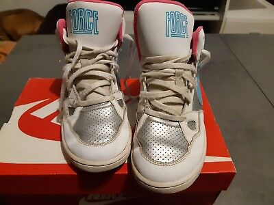 official photos 290bd 30ee0 Chaussures basket montantes fille femme NIKE Son of Force pointure 35