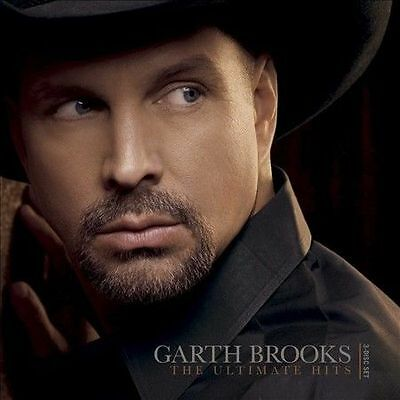 The Ultimate Hits by Garth Brooks (CD, Nov-2007, 2 Discs, Pearl)