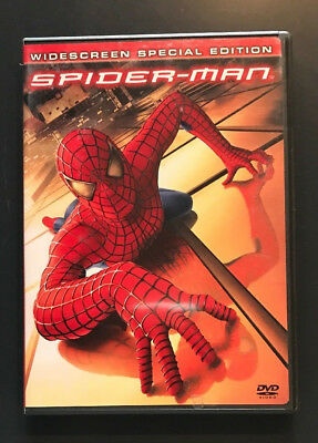 Spider-Man (DVD)(2-Disc Set, Special Edition Widescreen) >>>SPECIAL OFFER<<<