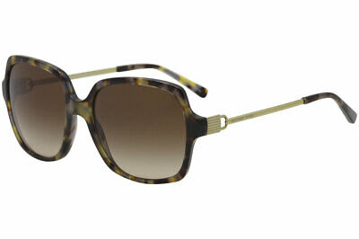 01ce87c3e4 Michael Kors Bia MK2053 MK 2053 329213 Brown Gray Tortoise Sunglasses 56mm