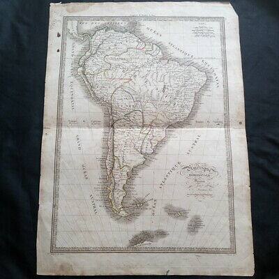 Card America southern drawn up by Lorrain Father