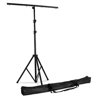 Pack Structure Statief Lumiere Support Spot Pro Dj Pa Lightshow + Sac Transport