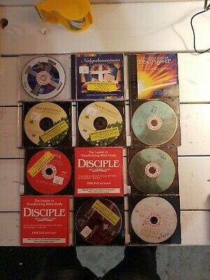 Lot Of Cd's - These Are Various Religion Religious Themed Items  Listed   #47