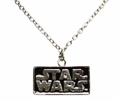 Star Wars Logo Pendant Necklace