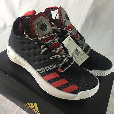 size 40 3977b 835d0 Adidas Harden Vol. 2 Mens Size 6.5 Lift Off Boost Basketball Shoes NEW