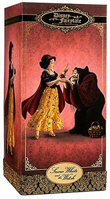 Disney Store Exclusive Fairytale Designer Snow White and the Witch NEW NRFB