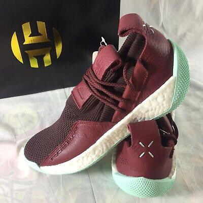 c444eab8d Adidas Harden LS 2 Lace Mens Size 10 Boost Basketball Shoes Sneakers NEW  CG6277