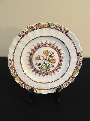 "Copeland Spode BUTTERCUP Old Mark 6-5/8"" Round Bread & Butter Plate FREE SHIP"