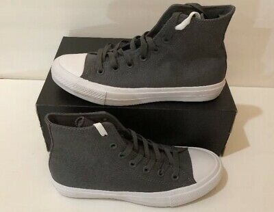 33b9d5dff652 Converse All Star CT Chuck Taylor 150147C Thunder Grey White Men s 6  Women s 8