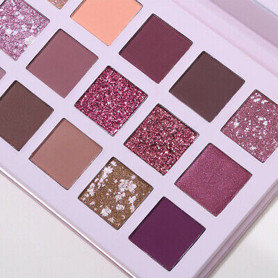 Eye Shadow Palette UCANBE Creative 18 Colors Eyeshadow Pigment Beautiful CDT