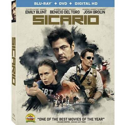 Lionsgate Sicario - Blu-ray + DVD + Digital HD