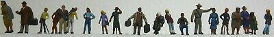 20 HO City People Figures or Passengers