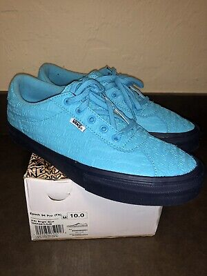 9d792c67e8d Vans Epoch 94 Pro Fa Skate Shoes Brand New Bright Blue F cking Awesome 10