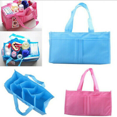 Cute Travel Mother Bag Baby Infant Diaper Nappy Bag Handbag Organizer Storage