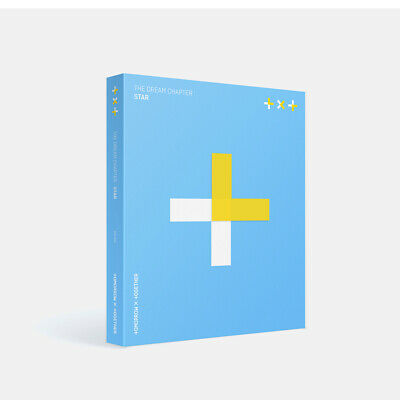 TXT The Dream Chapter: STAR CD+Photobook+Photocard+Etc+Tracking Number