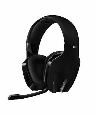 Razer Wireless Bluetooth Over-Ear Gaming Headphone Headset Chimaera 2.1 with Mic