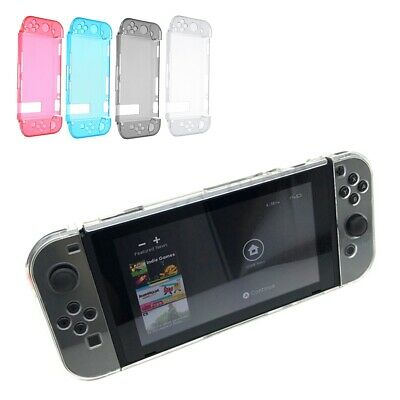 Protective Detachable Cover Shell Skin Hard Case For Nintendo Switch & Joy-Con